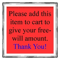FREE-WILL GIFT PAYMENT